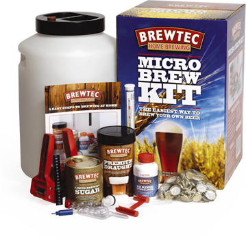 Brewtec Micro Brew Kit